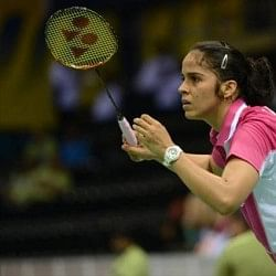 Saina Nehwal pulls out of National Championships again