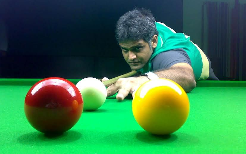 SPG-Park Club Open Billiards Tournament: Mixed fortunes for Vishal Gehani