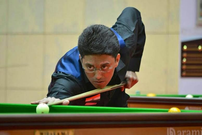 SPG-Park Club Billiards Tournament: Jagdale upsets Shandilya; Sitwala fires four century breaks