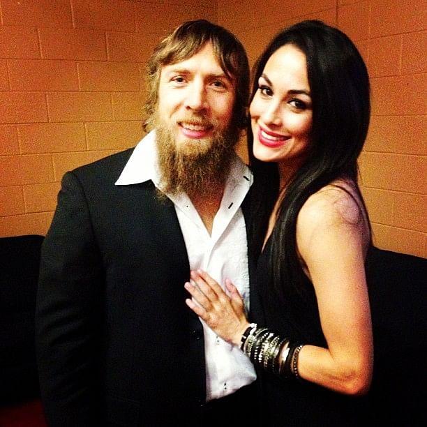 Daniel Bryan Girlfriend 2013 Top 10 real-life WWE c...