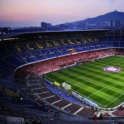 Barcelona could move away from Camp Nou