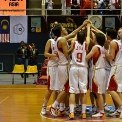 FIBA ASIA U16 Women: China lift title beating defending champs Japan