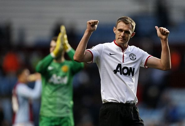 The return of Darren Fletcher is a cause for optimism for Manchester United