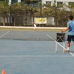 Mahesh Bhupathi Tennis Academy is a treat for tennis lovers in Pune