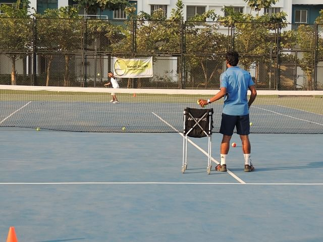 Mahesh Bhupathi Tennis Academies to host tennis camps at Acres Club, Mumbai