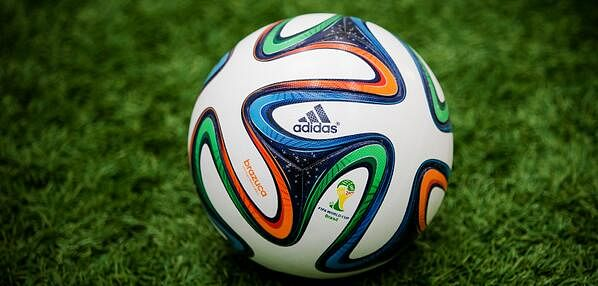 2014 FIFA World Cup match ball unveiled