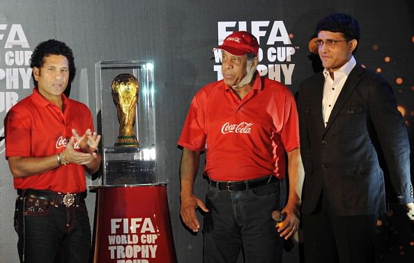 Kids will be inspired when India host U17 FIFA World Cup: Sourav Ganguly