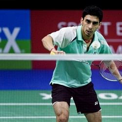 Tata Open India International Challenge Badminton: R M V Gurusaidutt enters semi-finals
