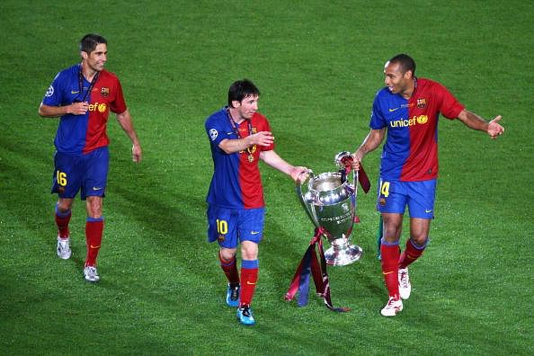 FC Barcelona credited with unusual spike in birth rate in 2009