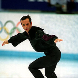 Ex-Olympic champ Boitano admits he is gay