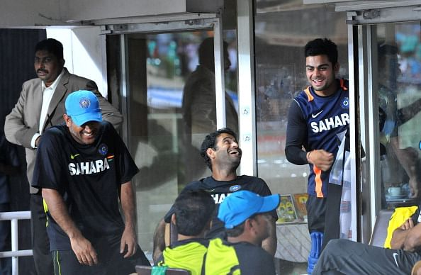 Satire: Indian Cricketers play Secret Santa