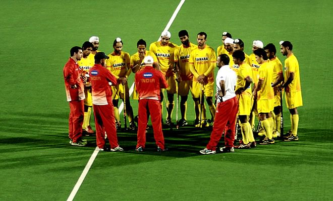 Miles to go for Indian hockey team