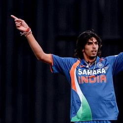 Aye Aye Captain - A satirical tale of Ishant Sharma's journey to South Africa