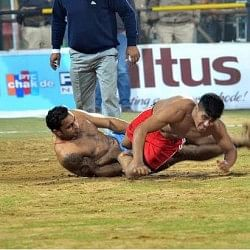India set up clash against Pakistan in men's Kabaddi World Cup final with victory over England