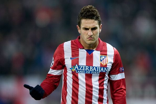 Rumour: Atletico Madrid midfielder Koke not interested in Manchester United
