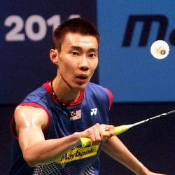World no.1 Lee Chong Wei becomes first player to use decision review system in badminton