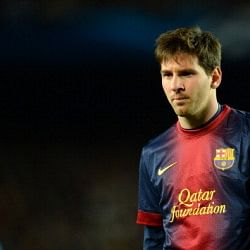 No new contract for Lionel Messi