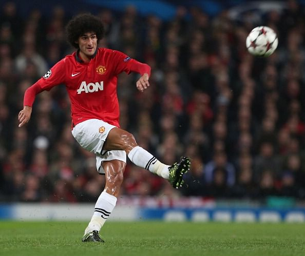 Phil Neville admits Marouane Fellaini needs to improve