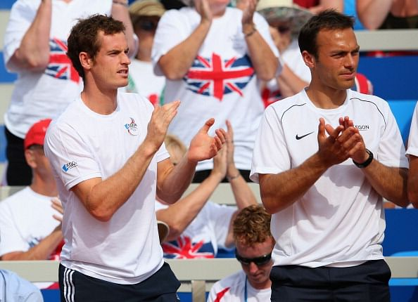 Ross Hutchins rates Andy Murray's Wimbledon win over his cancer survival