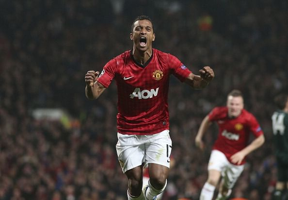 Rumour: Juventus target £18 million rated Manchester United winger Nani