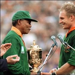 Nelson Mandela - Invictus: In life and everafter