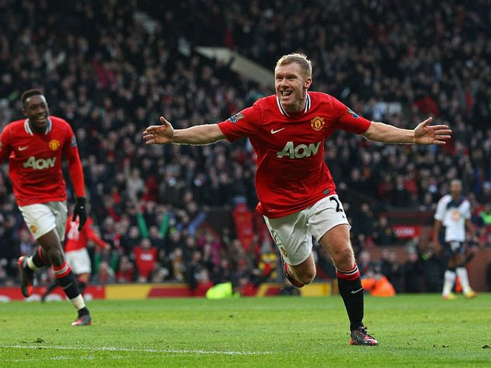 Paul Scholes: The irreplaceable maestro