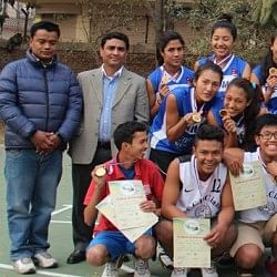Prime Cup basketball in Nepal: CCRC and Prime lift title