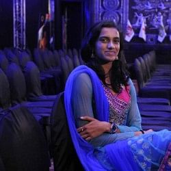 PV Sindhu adjudged CNN-IBN Indian of the Year 2013 in sports category