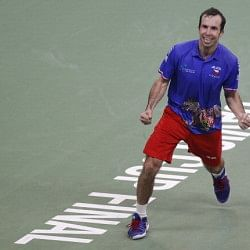 How Radek Stepanek went from annoying also-ran to dashing Davis Cup hero
