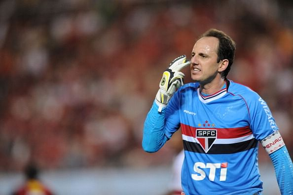 Goalkeeper Rogerio Ceni to play 23rd season