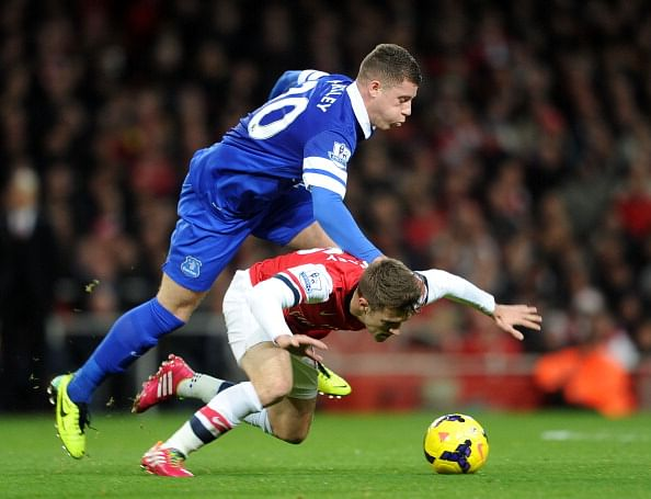 Arsenal 1-1 Everton: Tactical Analysis - The Pressing Game