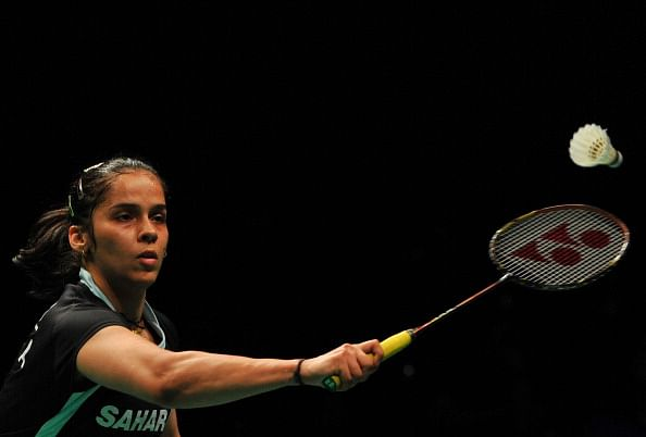 Saina fails to qualify for semis despite win (Lead, changing dateline)