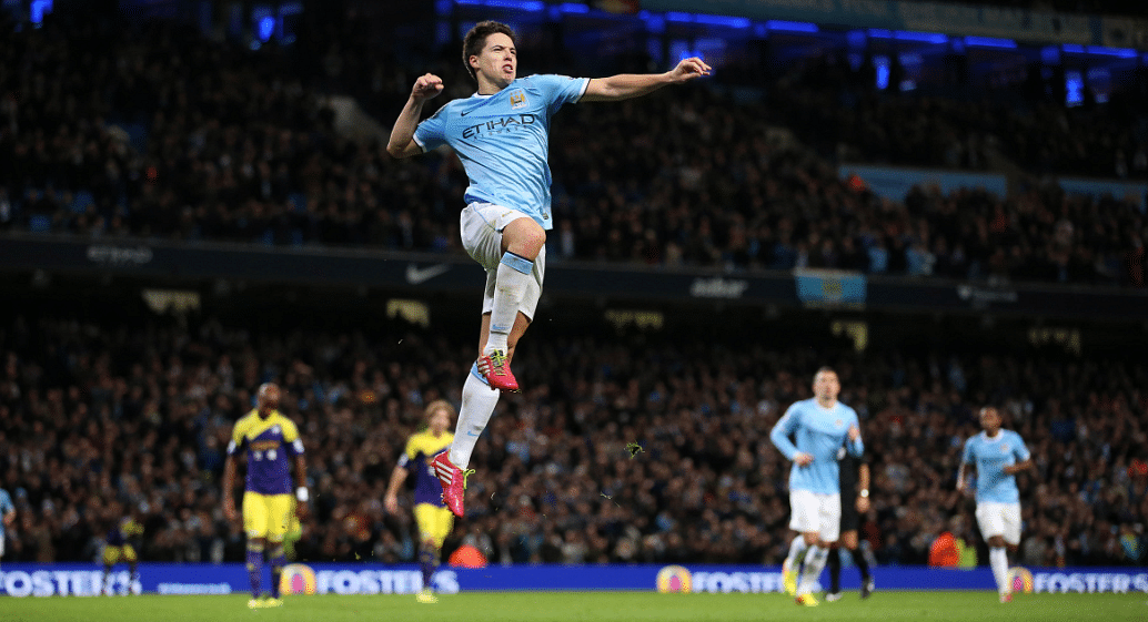 EPL Player Of The Month  – Samir Nasri