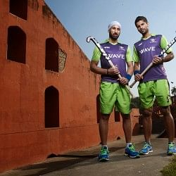Star Sports shoots ad-campaign for Hockey India League with Delhi Waveriders