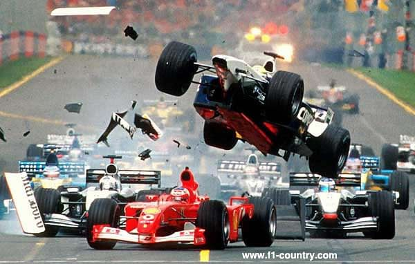 Michael Schumacher Car Accident