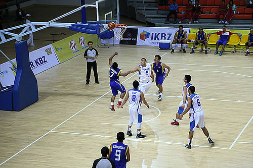 27th SEA Games Basketball: Thailand and Philippines off to flying.