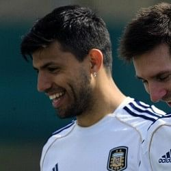 Toure Yaya and Sergio Aguero urge Lionel Messi to join Manchester City