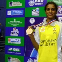 PV Sindhu becomes champion at Kumpoo Macau Open Grand Prix Gold 2013