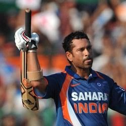 Stats: Sachin Tendulkar batting averages against different oppositions in ODIs