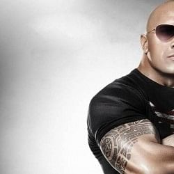 The Rock reacts to Slammy win on his Twitter account