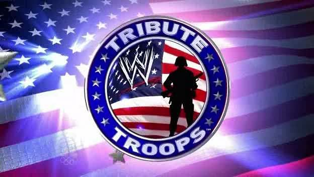 WWE tribute to the Troops, Grammy nominee to perform