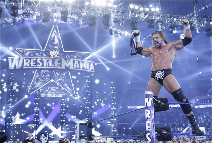 Update: Triple H at WrestleMania XXX