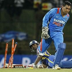 Stats: Most dismissals by wicket keepers in ODIs in 2013