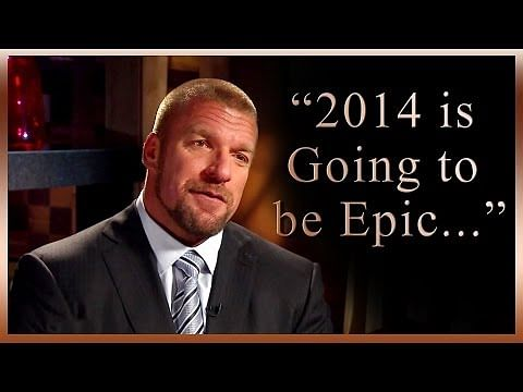 "Video: Triple H talks about Batista's return, Brock Lesnar, 2014 being ""Epic,"" John Cena vs. Randy Orton"