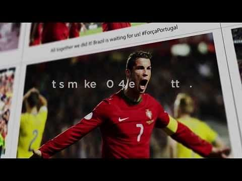 Cristiano Ronaldo's best moments of 2013
