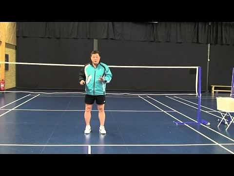 Video: Tips to become an advanced badminton player