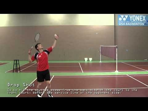 Video: Introduction of basic shots in badminton
