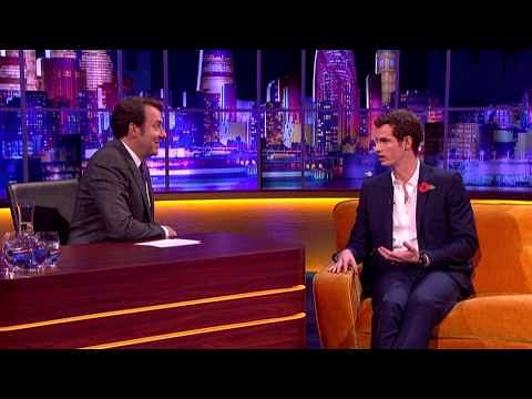 Video: Andy Murray talks about Rafael Nadal prank on The Jonathan Ross Show