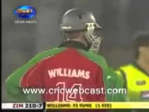 Video: Rare footage of Misbah-ul-Haq bowling