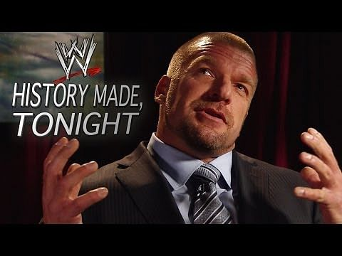 Triple H Interview highlights about tonight's huge announcement, what to expect, more